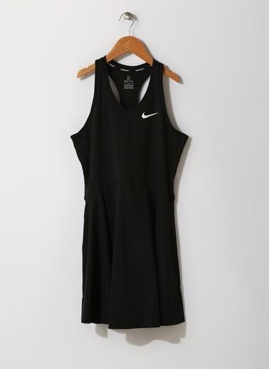 Nike Elbise Gri